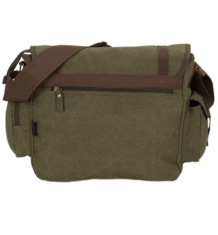 Faculty Messenger Bag with AUSA Logo (M106)