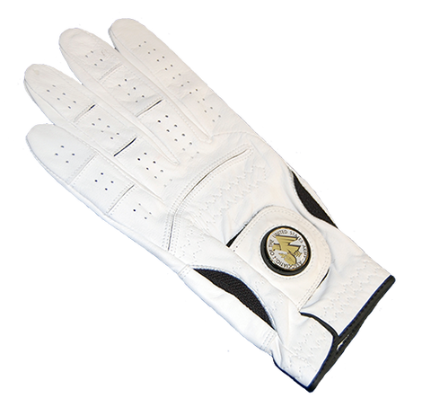 Golf Glove with AUSA Emblem