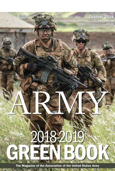 2018 Army Green Book