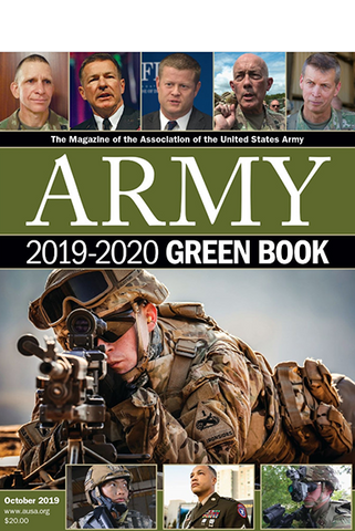 2019 Army Green Book
