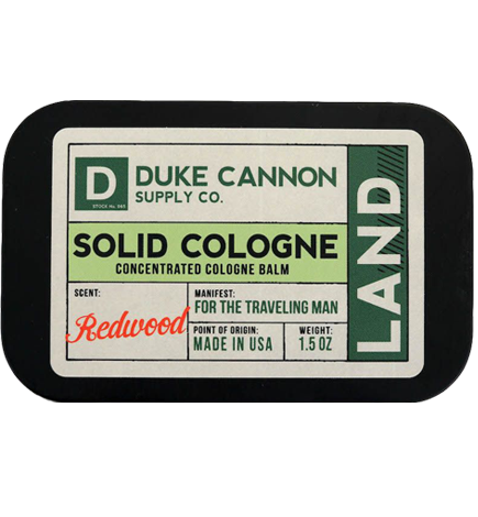 Solid Cologne — Land (DC105)