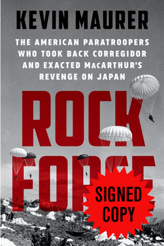 Rock Force ⸺ The American Paratroopers Who Took Back Corregidor ...