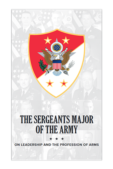 The Sergeants Major of The Army