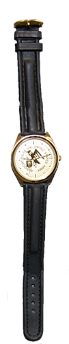Watch with AUSA Emblem