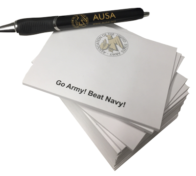 Sticky Notes - Go Army! Beat Navy! (A110)