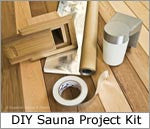 Superior Sauna DIY Project Kit