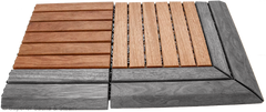 Superior Sauna Hardwood Sauna Center Flooring Tiles