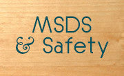 Superior Sauna MSDS Documents