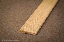 Superior Sauna Beveled Cedar Door Trim