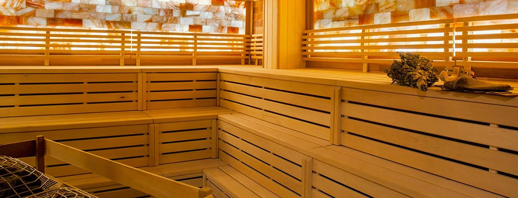 Custom Sauna Benches