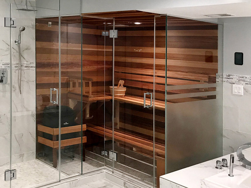 Custom Sauna Kits