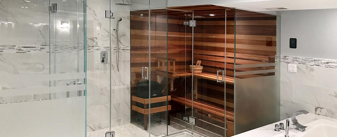 Client Custom Sauna Kit