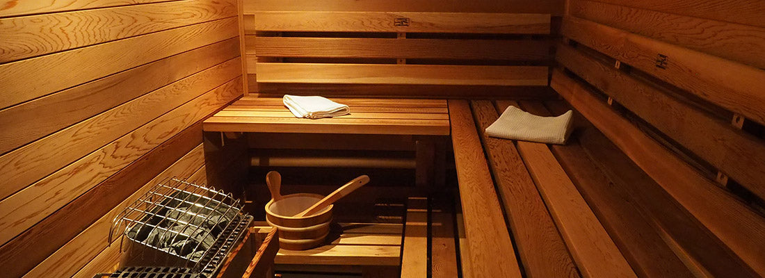 Superior Sauna DIY Red Cedar Sauna Kits