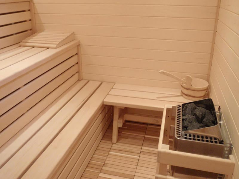 DIY SAUNA KITS