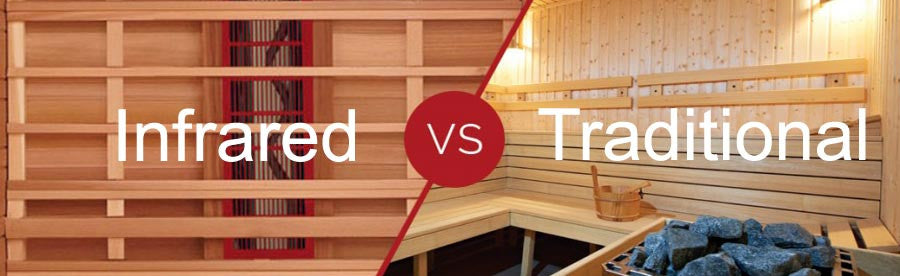 Traditional Sauna Vs Infrared Sauna