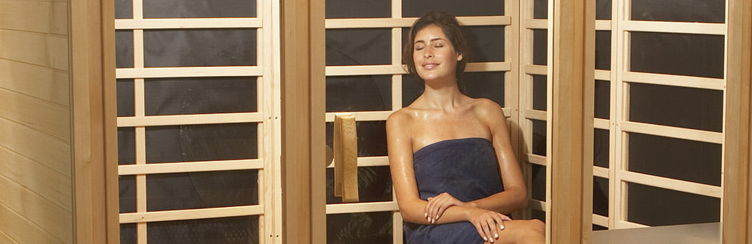 Superior Sauna Polar Infrared Sauna