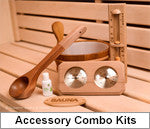 Superior Sauna Accessory Combo Kits