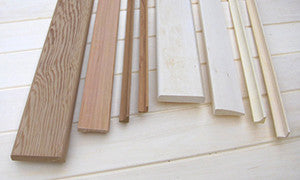 Superior Sauna Cedar and Basswood Trim