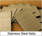 Superior Sauna Stainless Nails
