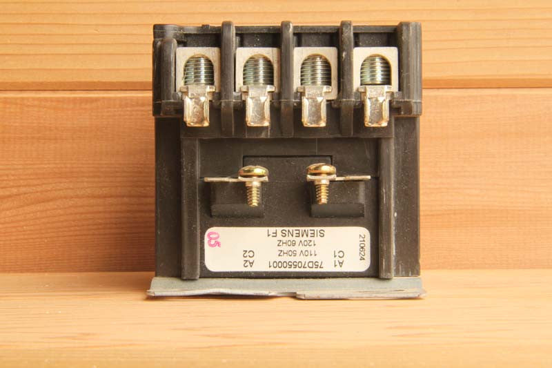 Superior Saunas: Contactor - Contactor, 50amp, 4 POLE, for CB 7-1, CB 9-1, 1 Phase