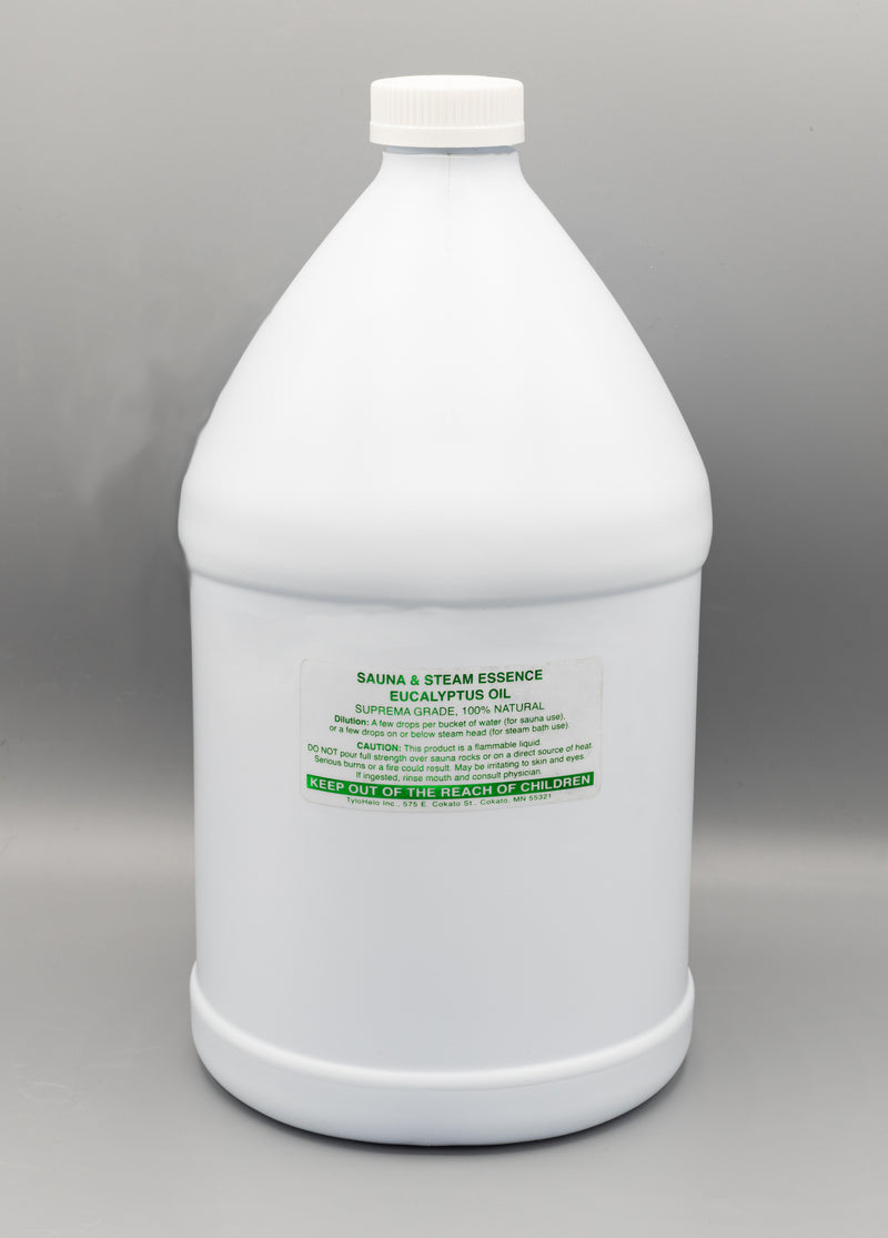 Eucalyptus Oil 1 Gallon - Superior Saunas
