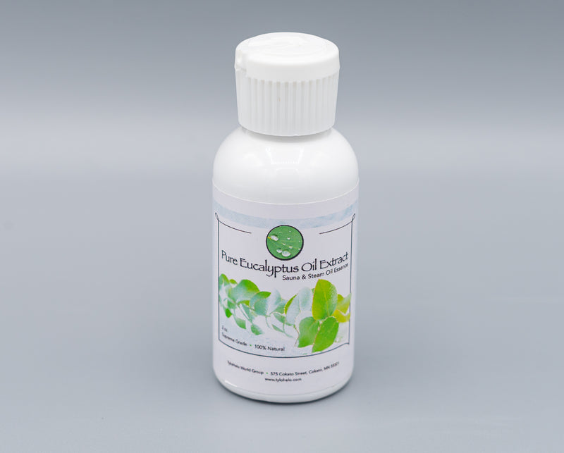 Superior Saunas: Oils - Eucalyptus Sauna Oil 2oz