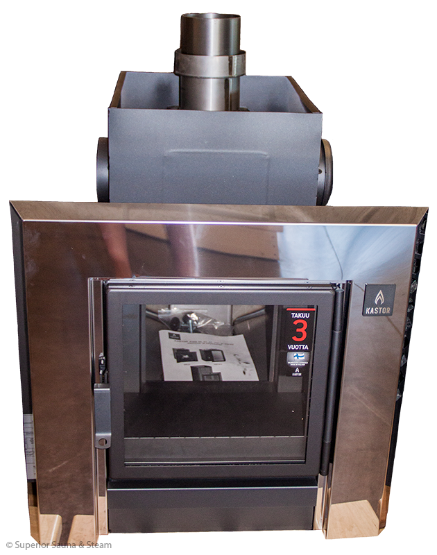 KSIS 20 External Feed with Glass Door