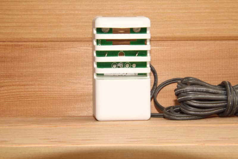 Sauna Thermostat Sensor And Cover For Finnleo Polar And