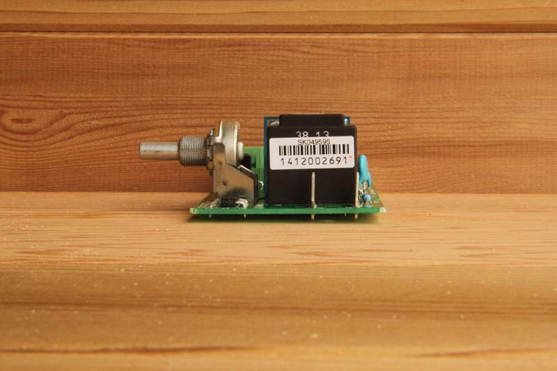 Thermostat Circuit Board for SC sauna controls, Saunatec heaters