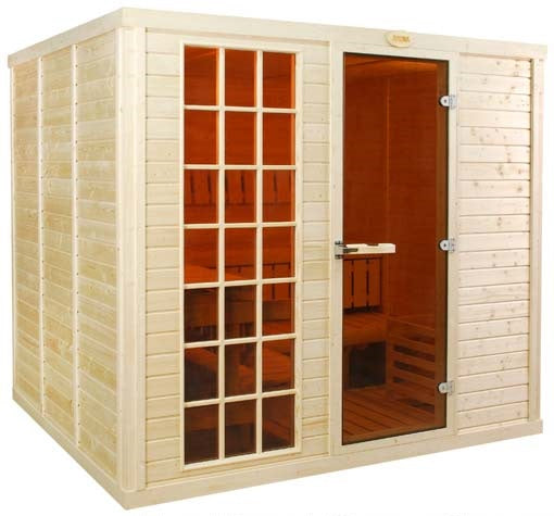 Nordic Spruce 6 Person - Superior Saunas