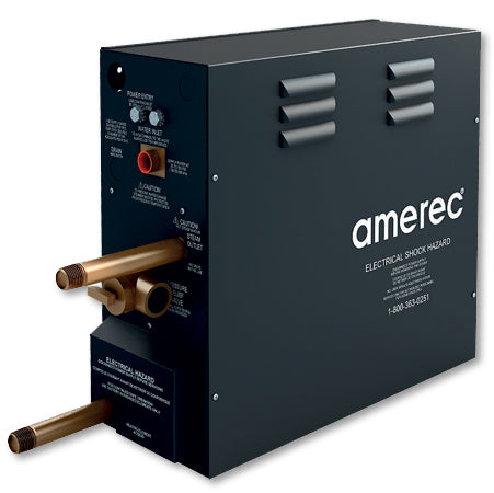 Superior Saunas: Steam Generator - Amerec AK14 Steam Generator