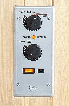 Superior Saunas: Sauna Heater Controls - SC-9 Dial Control for LA, Pro, Octa and HNVR Sauna Heaters