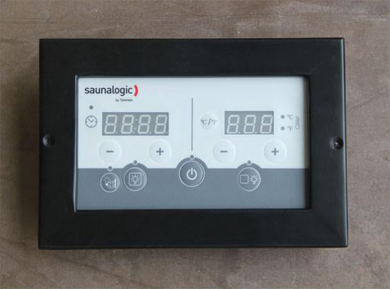 SaunaLogic Control & Contactor Box for Junior and Viki heaters