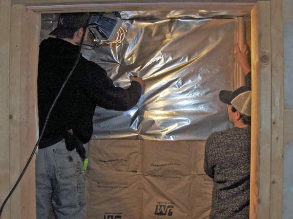 Superior Saunas: Sauna Finishing - DIY Sauna Finishing Project Kit