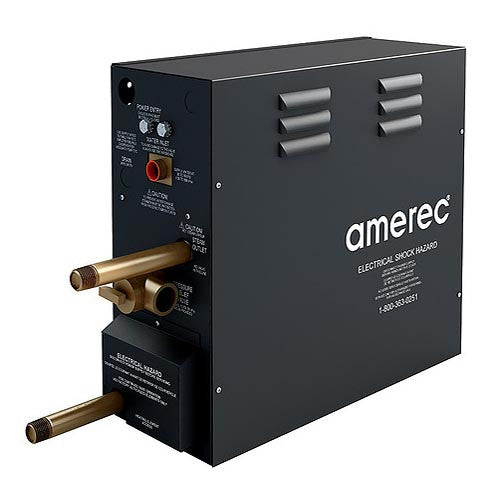 Superior Saunas: Steam Generator - Amerec AX6 Steam Generator