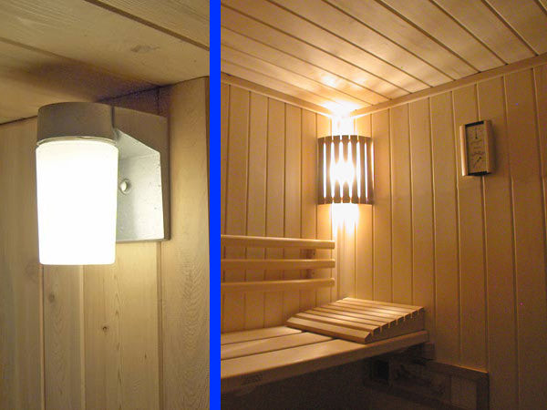 Cedar Corner Light And Shade Combo Superior Saunas