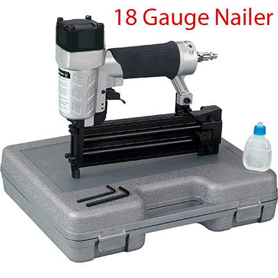 Superior Saunas: Stainless Steel Nails - Brad Nail Gun 18 Gauge