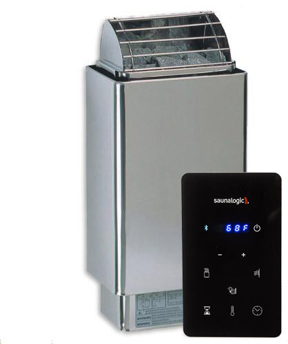 Superior Saunas: Sauna Heater - Polar Junior 2.2D Electric Sauna Heater