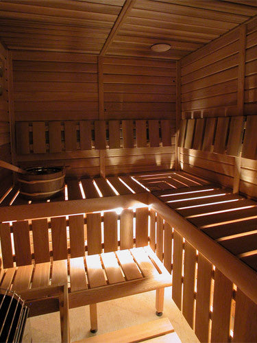 Cedar 3 Person - Superior Saunas