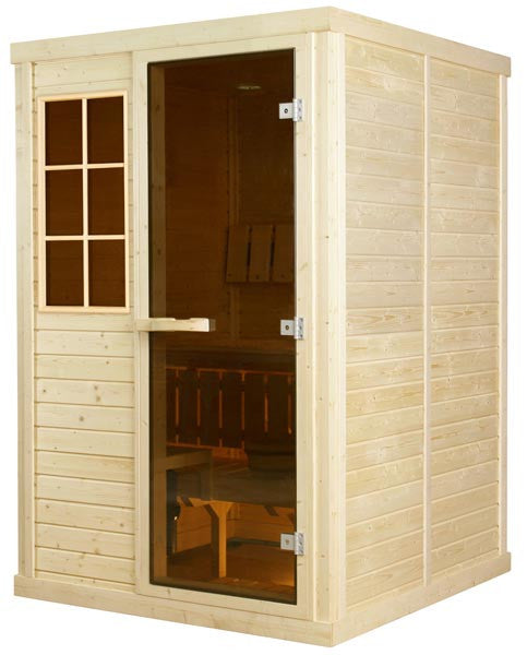 Nordic Spruce 2 Person - Superior Saunas