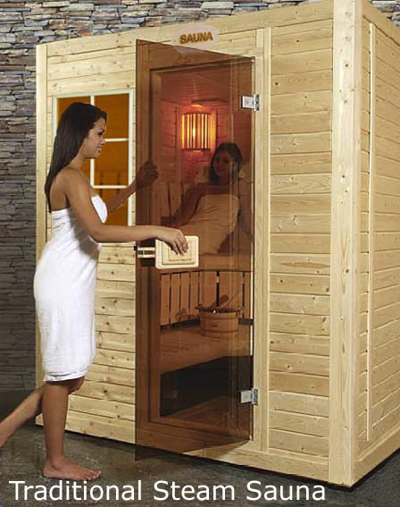 Nordic Spruce 3 Person - Superior Saunas