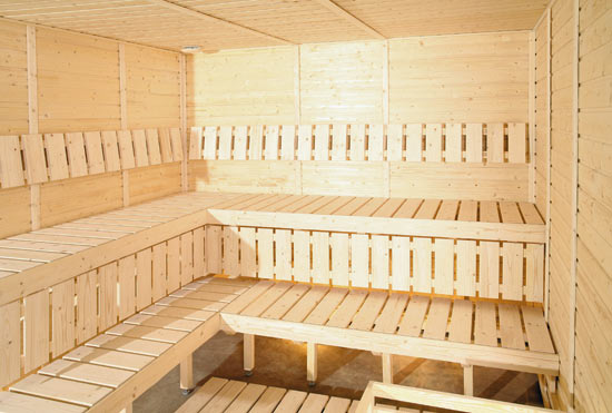Nordic Spruce 8 Person - Superior Saunas