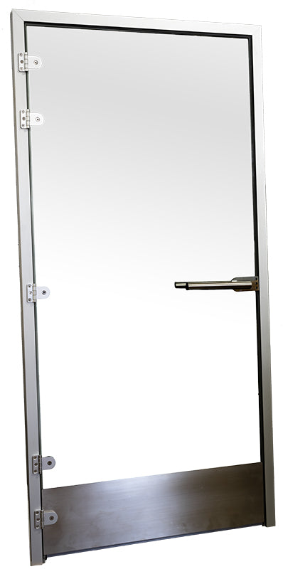 Superior Saunas: Steam Door - Steam Room ADA Door Clear