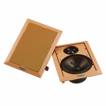 Superior Saunas: Audio - Flat Panel Speakers Pair