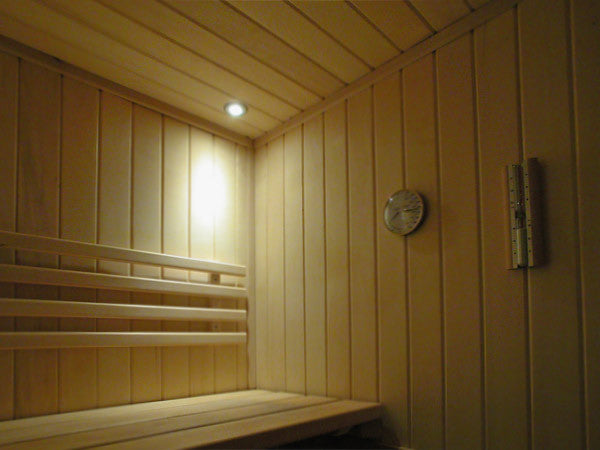 Recessed Sauna Lighting Kit For Saunalogic Controls