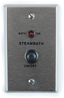 Superior Saunas: Steam Control - Amerec I60 Steam Control