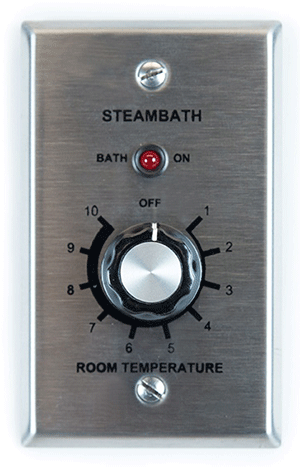 Superior Saunas: Steam Control - Amerec IT2 Thermostat
