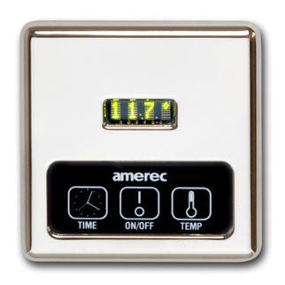 Superior Saunas: Steam Control - K60 Steam Room Control Panel