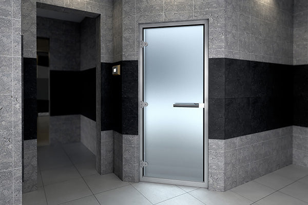 Superior Saunas: Steam Door - Steam Room Door Frosted