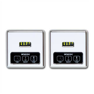 Superior Saunas: Steam Control - Dual KT60 / K60 Steam Room Controls